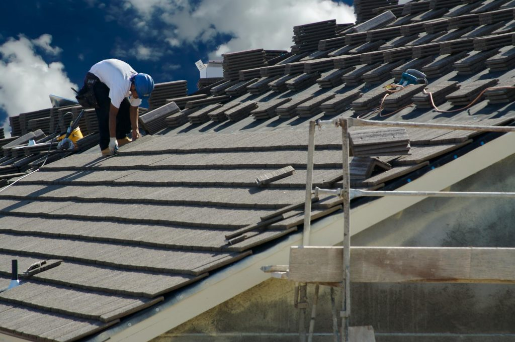 this picture shows metal roof or metal roofing encinitas ca
