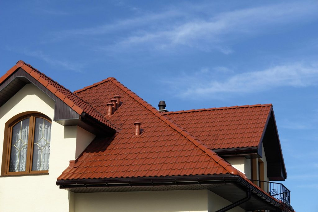 this image shows one of the types of roofing you can have for installation in encinitas