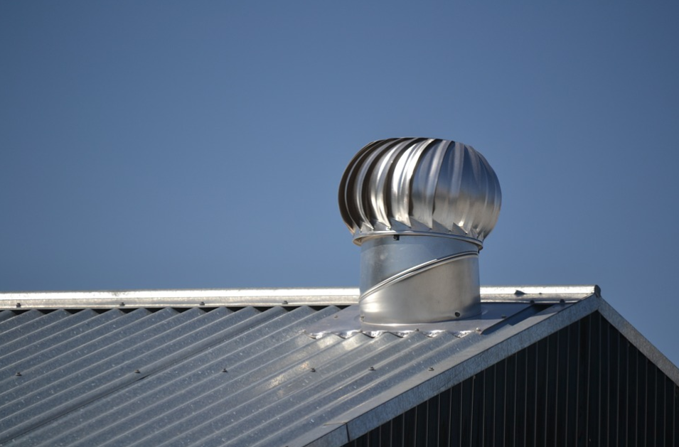 this is an image of standing seam metal roof in Encinitas